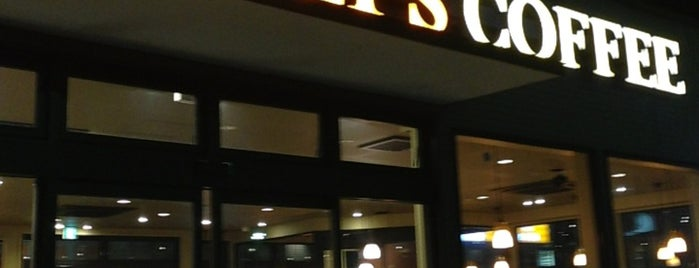 Tully's Coffee is one of Lieux qui ont plu à 商品レビュー専門.