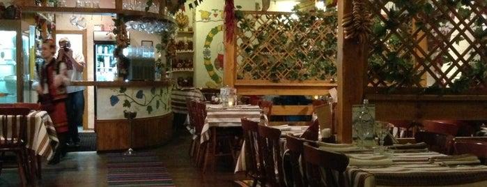 Корчма Тарас Бульба is one of ресторации москва.