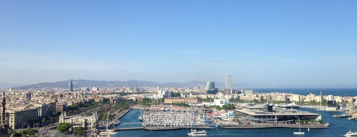 Aeri del Port is one of Barcelona.