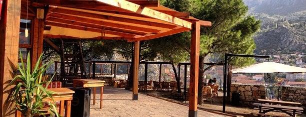 Kızlar Sarayı is one of Posti che sono piaciuti a Ilker.