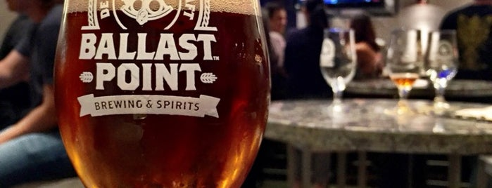 Ballast Point Brewing & Spirits is one of San Diego To-Do List.