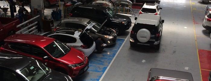 Toyota Portillo is one of Maria Jose 님이 좋아한 장소.