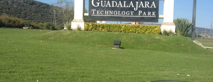 Guadalajara Technology Park is one of Lieux qui ont plu à Sergio M. 🇲🇽🇧🇷🇱🇷.