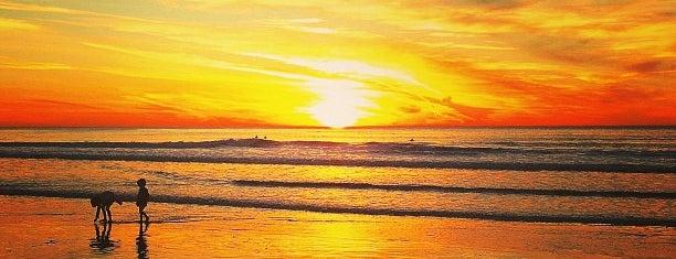 Ocean Beach is one of SF.