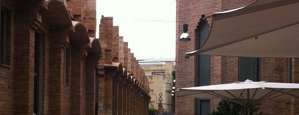 CaixaForum Barcelona is one of lugares donde me siento bien LA BARCELONA OCULTA.