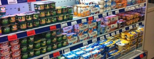 Supermercat Magatzems Palou is one of Andrey : понравившиеся места.