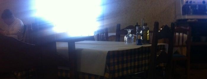 Restaurante La Zamorana is one of Tempat yang Disukai Iñaki.