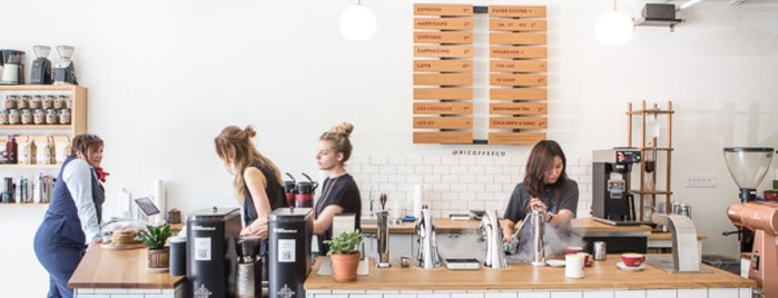 Reunion Island Coffee Bar is one of #TeasoCanada.