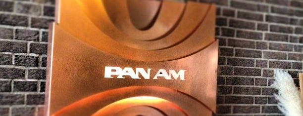 PanAm Lounge is one of Locais curtidos por Rob.