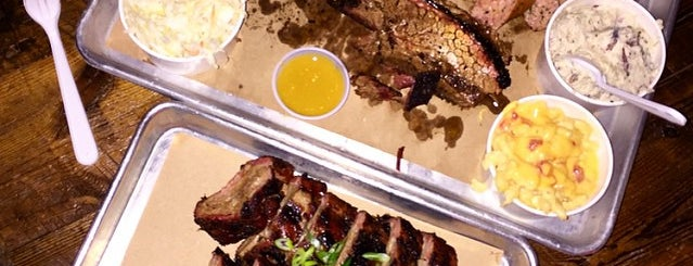 Hometown BBQ Shack is one of Wellesley Foodies in NYC.