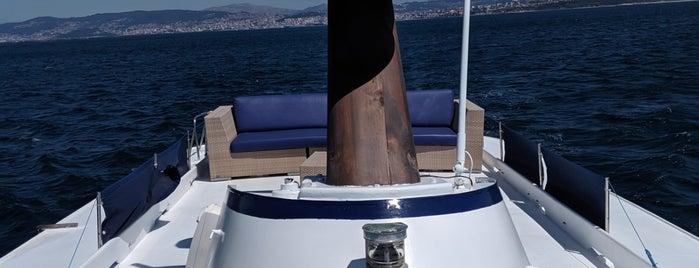 Puerto de Vigo is one of Posti che sono piaciuti a Ricardo.
