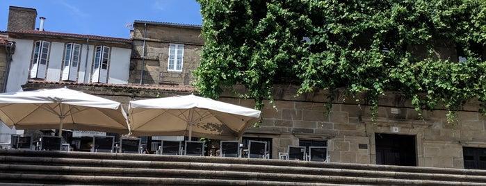 Café Bar Literarios is one of North Spain.