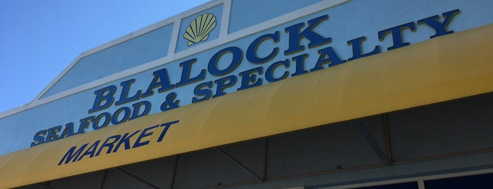 Blalock Seafood & Specialty Market is one of Gulf Shores AL.