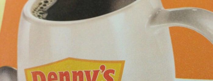 Denny's is one of Lugares favoritos de Stephanie.