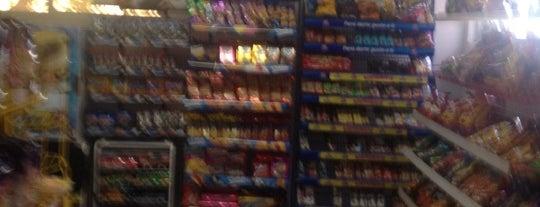 Minimart is one of Sergio M. 🇲🇽🇧🇷🇱🇷 님이 좋아한 장소.