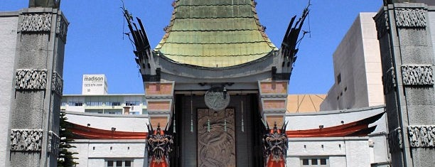 TCL Chinese Theatre is one of California Trip.