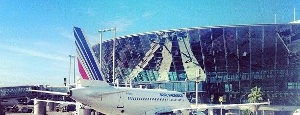Aeropuerto Internacional de Niza-Costa Azul (NCE) is one of Skyfall.