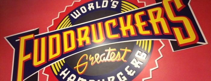 Fuddruckers is one of Disney Springs.