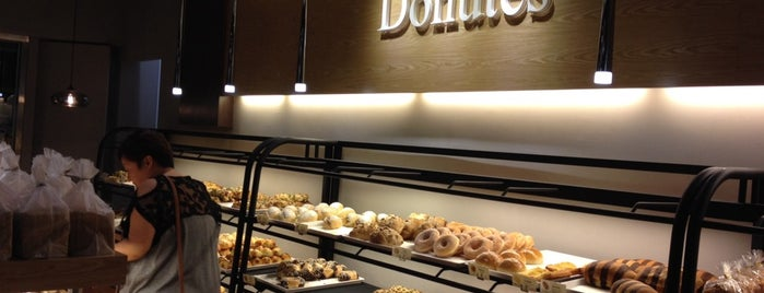 Donutes Coffee & Bakery (多那之咖啡) is one of Top picks for Cafés & Bars.