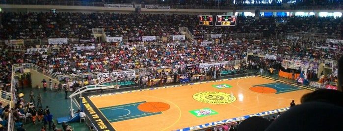Puerto Princesa City Coliseum is one of Filipinler-Manila ve Palawan Gezilecek Yerler.