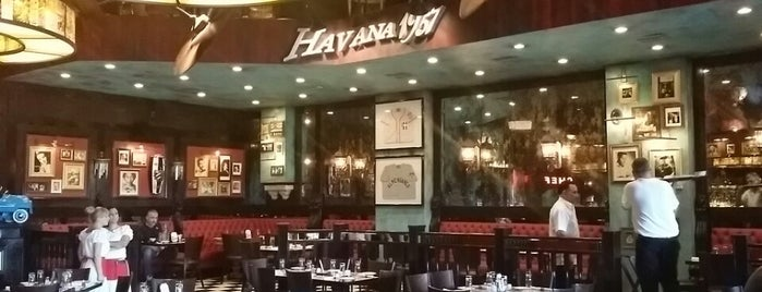 Havana 1957 Cuban Cuisine Brickell is one of Mister Worldwide...town.