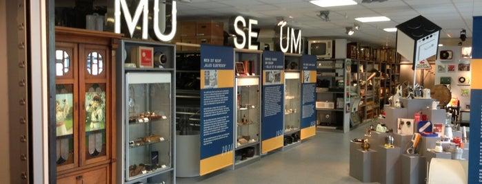electrum - Das Museum der Elektrizität is one of Locais curtidos por Karl.