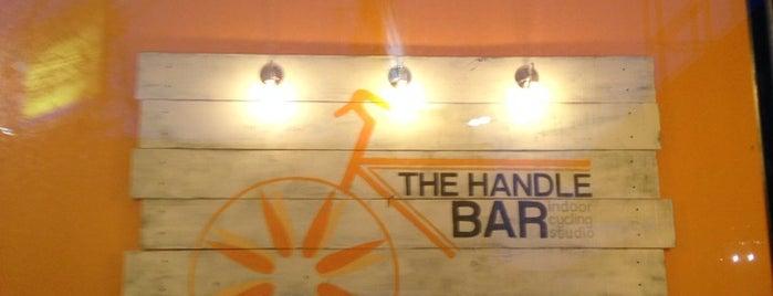 The Handle Bar Indoor Cycling Studio is one of Sara'nın Beğendiği Mekanlar.