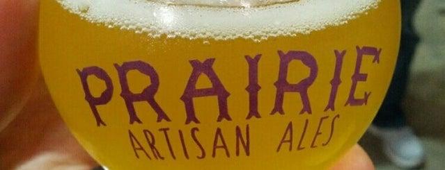 Prairie Artisan Ales is one of Breweries USA.
