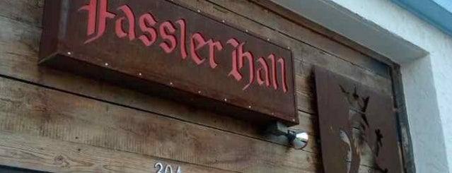 Fassler Hall is one of Posti che sono piaciuti a Megan.