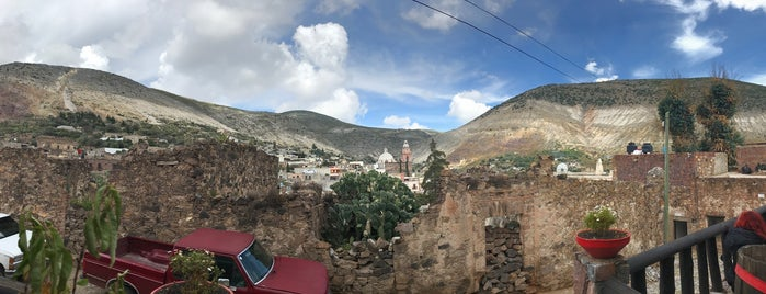 Hotel Ruinas Del Real is one of Real De Catorce.
