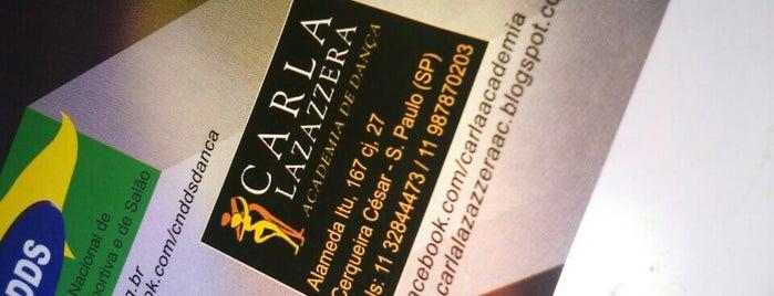Academia de Dança Carla Lazazzera is one of Dança.