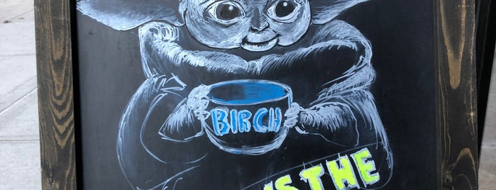 Birch Coffee is one of Coffee Shops.