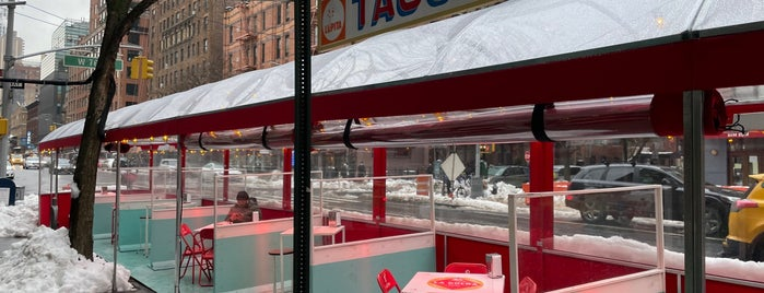 Tacombi is one of NYC Left to Do.