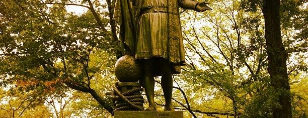 Columbus Statue is one of New York, New York.