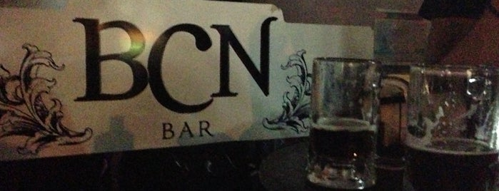 BCN is one of drinks.