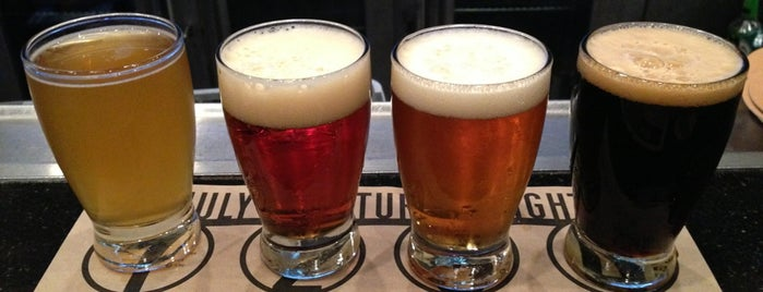 Karl Strauss Brewery & Restaurant is one of Guide to San Diego's best spots.