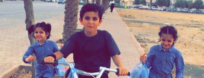 Al Sahafah Walking Area is one of Abdullahさんのお気に入りスポット.