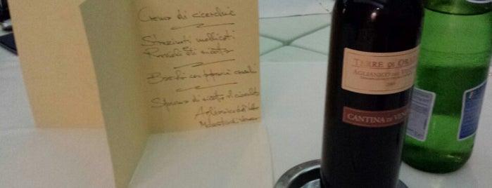 Ristorante 2 Torri is one of Posti dove ho mangiato bene.