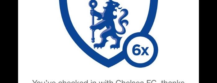 Stamford Bridge is one of Sporting/Concert....