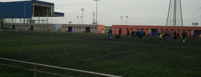 Ciudad Deportiva Getafe C.F. is one of Madrid.