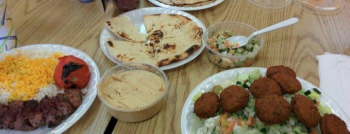 Kabab Cafe is one of Lugares guardados de Michael.