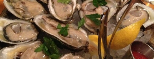 Pearl Oyster Bar is one of Eating Manhattan II.