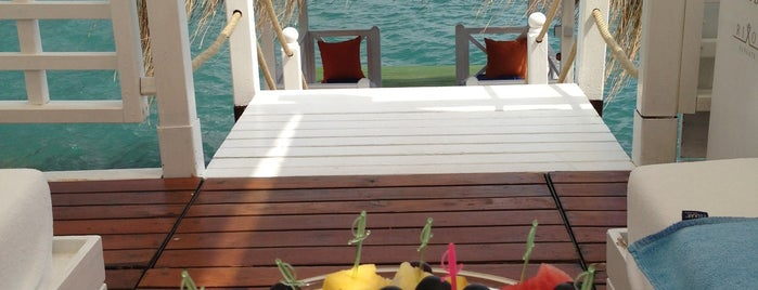 Rixos Sungate VIP Pier is one of Orte, die Burgaz gefallen.