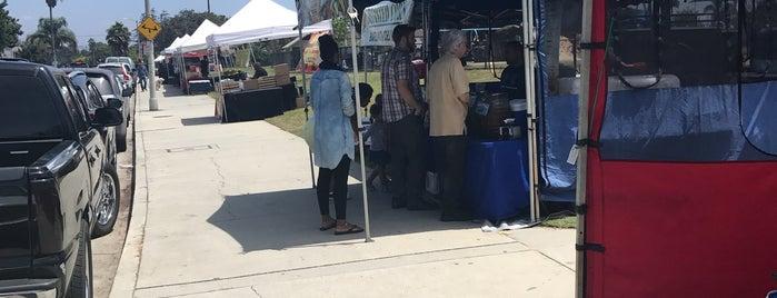 Del Rey Farmer's Market is one of SWEET.