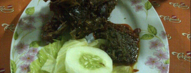 Bebek Goreng Surabaya Ibu Sutami is one of Top picks for Food Trucks.