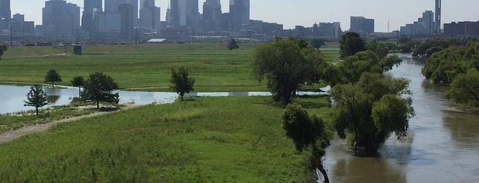 Trinity Skyline Trail is one of The Daytripper's Dallas.