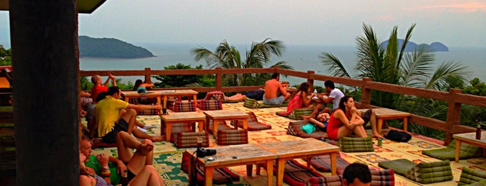 Amstardam Bar & Stone Hill Resort is one of Koh Phangan To-Do or Great.