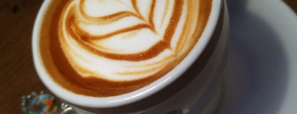 TAP Coffee No. 193 is one of London's Best Coffee - 2013.