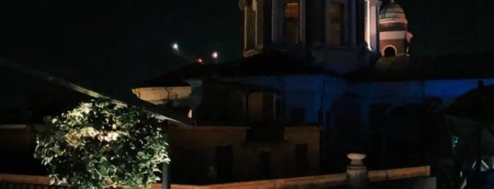 Zuma Roma is one of Rome.