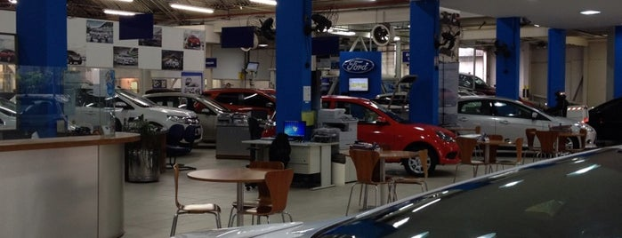 Ford Superfor is one of Dealers.